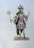 Louis XIV (1638-1715), roi de France, en costume de ballet, vers 1665.     © Roger-Viollet