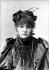 Sarah Bernhardt (1844-1923), French actress. 1894. © Neurdein/Roger-Viollet