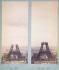 Album de la construction de la Tour Eiffel, 14 juin-10 juillet 1888. Paris, musée Carnavalet. © Musée Carnavalet / Roger-Viollet
