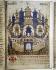 """""""La divine Jérusalem"""". Illustration extraite de """"Liber Floridus"""", encyclopédie compilée par Lambert, chanoine de Saint-Omer, entre 1095 et 1120. © TopFoto / Roger-Viollet"""