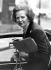 Margaret Thatcher (1925-2013), Premier ministre britannique, quittant la Chambre des Communes. Londres (Angleterre), janvier 1985. © TopFoto / Roger-Viollet
