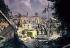 Lebanese Civil War. Attack of the US Marines headquarters. Beirut airport (Lebanon), October 1983. © Françoise Demulder / Roger-Viollet