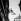 """Enseigne du """"Chat qui pêche"""", club de jazz, rue de la Huchette. Paris (Vème arr.). © Roger-Viollet"""
