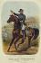 Guerre de Sécession, 1861-1865. Ulysses S. Grant (1822-1885), chef d'état-major des troupes de l'Union. Lithographie en couleur de Currier & Ives, vers 1865. © Ullstein Bild / Roger-Viollet