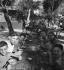 Colonie de vacances. Menton-Roquebrune, août 1949.     © Roger-Viollet