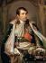"""Andrea Appiani l'Aîné (1754-1617). """"Napoléon Bonaparte (1769-1821), empereur des Français, revêtant les habits du roi d'Italie"""", 1805.  © Imagno/Roger-Viollet"""