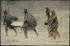 """Théobald Chartran (1849-1907). """"L'Enterrement"""". Huile sur bois, 1892. Musée des Beaux-Arts de la Ville de Paris, Petit Palais. © Petit Palais/Roger-Viollet"""