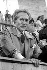 Jean Cocteau attending a bullfight in Arles (Bouches-du-Rhône, France), in 1958.    © Bernard Lipnitzki / Roger-Viollet