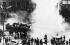Printemps de Prague. Entrée des troupes du pacte de Varsovie en Tchécoslovaquie. Chars soviétiques. Prague, 21 août 1968. © Ullstein Bild / Roger-Viollet