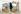 """""""Mimile fait ses malles"""". Caricature sur Emile Loubet (1838-1929), homme d'Etat français. Carte postale humoristique. © Roger-Viollet"""