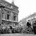Rally of war veterans at the avenue de l'Opéra. Paris, on June 28, 1956. © Roger-Viollet