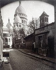 Montmartre à la Belle-Epoque © Eugène Atget / Musée Carnavalet / Roger-Viollet