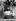 Fabrication de la margarine. Vue d'une baratte ouverte. France, 1953. © Jacques Boyer/Roger-Viollet