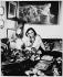 Alice Sapritch (Alice Sapric, 1916-1990), Armenian-born French actress. Paris, 1977. © Bruno de Monès / Roger-Viollet