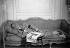 Douglas Fairbanks (1883-1939), acteur américain, à Paris. © Maurice-Louis Branger / Roger-Viollet