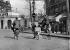 War 1939-1945. Traffic of bike in Paris. March 1941. © LAPI/Roger-Viollet