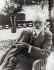 Sigmund Freud. Photo : Max Halberstadt. Vers 1930. © Imagno / Roger-Viollet