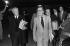 Pierre Bérégovoy (1925-1993) and Gaston Defferre (1910-1986), French politicians. © Jacques Cuinières / Roger-Viollet