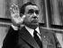 Andreï Gromyko (1909-1989), homme d'Etat soviétique et ministre des affaires étrangères soviètiques de 1957 à 1985. 1983. © Ullstein Bild / Roger-Viollet