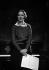 Germaine Tailleferre (1892-1983), compositeur français. Paris, vers 1930. © Boris Lipnitzki / Roger-Viollet