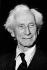 Bertrand Russell (1872-1970), British mathematician and philosopher. © Albert Harlingue / Roger-Viollet
