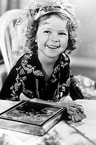 Shirley Temple (1928-2014) actrice américaine. © TopFoto/Roger-Viollet