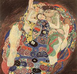"""Gustav Klimt (1862-1918). """"La Jeune Fille"""", 1913. Prague (République tchèque), galerie nationale. © Imagno/Roger-Viollet"""