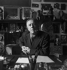 André Breton (1896-1966), écrivain français. © Boris Lipnitzki/Roger-Viollet