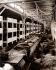 Guerre 1939-1945. Le camp de concentration d'Auschwitz (Pologne) après la libération. Janvier 1945. © Bilderwelt/Roger-Viollet