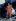 """Equipage de la mission """"Mercury 3"""". Alan B. Shepard (1923-1998), premier astronaute américain, devant son nouvel habitacle """"Freedom 7"""" sur le porte-avion """"USS Lake Champlain"""". © Ullstein Bild / Roger-Viollet"""