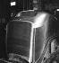 Usines Renault de Boulogne-Billancourt (Hauts-de-Seine). Carrosseries de 4 CV, vers 1946-1948.  © Pierre Jahan/Roger-Viollet
