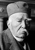 Georges Clemenceau (1841-1929), French statesman. © Collection Roger-Viollet / Roger-Viollet