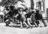 World War II. Exodus of May-June 1940 in France. © LAPI/Roger-Viollet