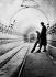 Guerre 1939-1945. Une galerie de la ligne Maginot. France. 1939-1940.    © Albert Harlingue / Roger-Viollet