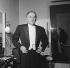 Yehudi Menuhin (1916-1999), Russian-born American violinist and conductor. Paris, Opéra Garnier, February 1967. © Boris Lipnitzki / Roger-Viollet
