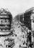 Rue de la République. Marseilles (France), circa 1900. © Léon et Lévy/Roger-Viollet