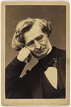 March 8, 1869 (150 years ago) : Death of Hector Berlioz (1803-1869), French composer and conductor © Maison Martinet / Musée Carnavalet / Roger-Viollet