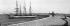 The pier and the fort Vauban. Port-de-Bouc (France), circa 1900. © Neurdein frères / Neurdein / Roger-Viollet
