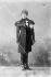 """Sarah Bernhardt ( 1844-1923 ), French actress, in the role of """" L'Aiglon"""" (Napoleon II) in a play by Edmond Rostand . Paris, Théâtre des Nations (now Théâtre de la Ville), 1900. © Albert Harlingue/Roger-Viollet"""