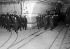 Guerre 1939-1945. La ligne Maginot. Une relève.     © Roger-Viollet