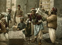 Tailleurs de pierres. Jérusalem (Palestine, Israël), vers 1880-1890. © Roger-Viollet