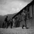 Occupied Germany. Camp of Nazi prisoners, after 1945. © Gaston Paris / Roger-Viollet