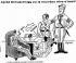 """""""Après Schuschnigg ou le Nouveau rêve d'Adolf"""". Caricature de Camille Chautemps, Adolf Hitler et Kurt von Schuschnigg, sur la politique internationale après l'Anschluss (1938). © Roger-Viollet"""