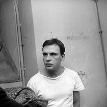 Jean-Louis Trintignant (born in 1930), French actor and director, 1962-1963. © Noa / Roger-Viollet