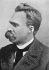 Friedrich Nietzsche (1844-1900), philosophe allemand.   © Roger-Viollet