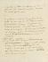 """""""La mort et les statues"""", ouvrage photographique de Pierre Jahan. Manuscrit de Cocteau (B), page 3. 1944. Paris, musée Carnavalet.  © Musée Carnavalet / Roger-Viollet"""