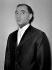 Charles Aznavour (1924-2018), Armenian-born French singer-songwriter and actor. Paris, théâtre de l'Alhambra, October 1958. © Boris Lipnitzki / Roger-Viollet