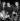 Théo Sarapo (1936-1970) et Edith Piaf (1915-1963), chanteurs français. Paris, Club Saint-Hilaire, 1963. © Noa / Roger-Viollet