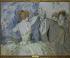 Jean-Louis Forain (1852-1931). In the wings. Musée des Beaux-Arts de la Ville de Paris, Petit Palais. © Petit Palais/Roger-Viollet