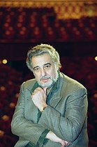 Plácido Domingo (born in 1941), Spanish tenor. Paris, December 1998. © Colette Masson / Roger-Viollet